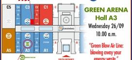 Tecnargilla -We'll wait 4 U at Green Arena