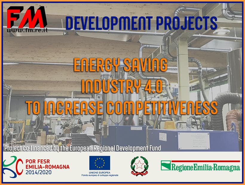 Risparmio energetico e digitalizzazione della produzione per risposte sempre più efficaci