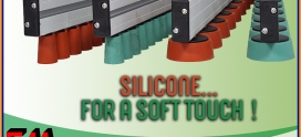 Silicone rollers… a soft touch