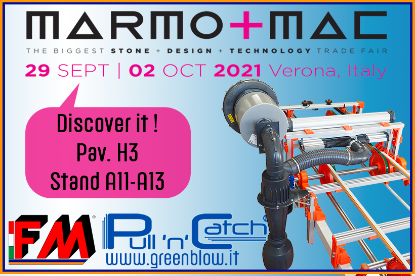 Restart from Marmomac 2021 !