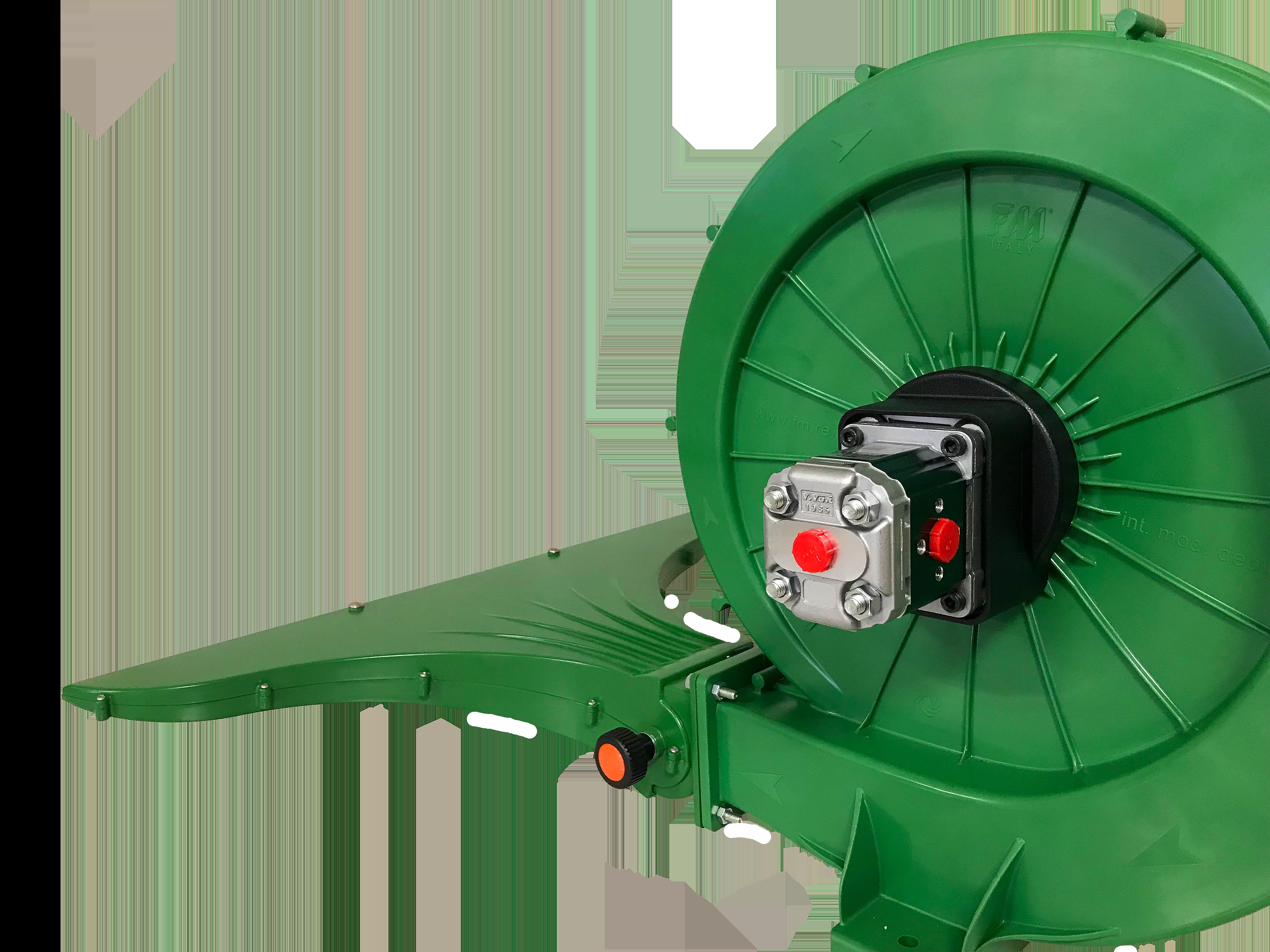 Green Blow diventa anche idraulico