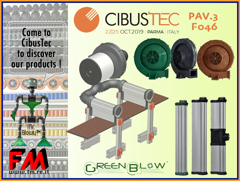 CIBUS TEC – Food and Beverage Technologies